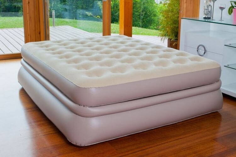 Luxe 2 Persoons Bedbank.Aerobed Luxury Collection Hoog Luchtbed 2 Persoons